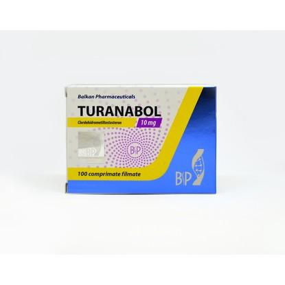 Turanabol 10мг\таб - цена за 100 таб
