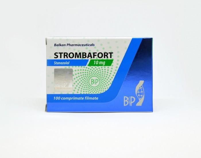 Strombafort 10мг\таб - цена за 100 таб