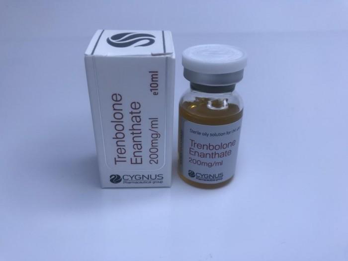 CYGNUS TRENBOLONE E 200MG/ML - ЦЕНА ЗА 10МЛ