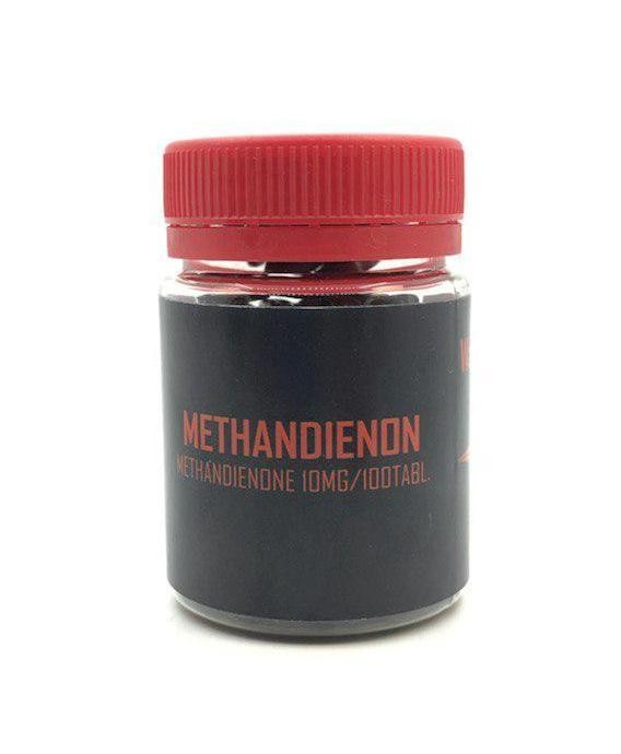 METHANDIENON 10MG/CAP - цена за 100 капсул