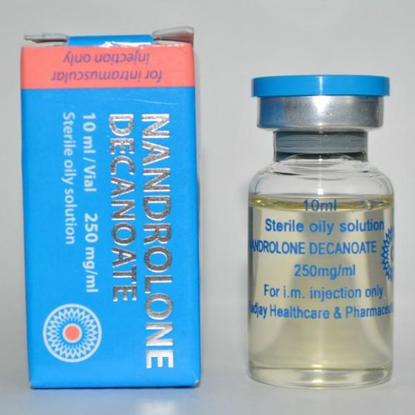 Nandrolone Decanoate 250мг\мл - цена за 10мл